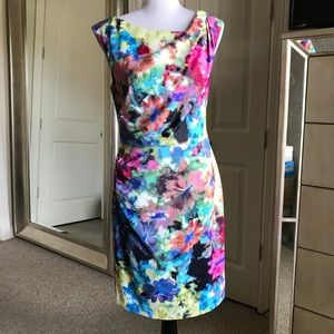 Suzy Chin for Maggy Boutique Floral Dress